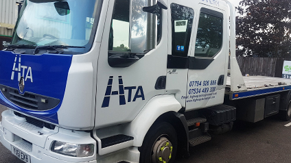 vehicle graphics commercial fleet vehicle