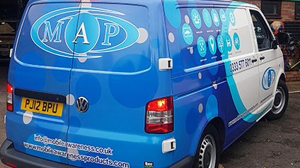 livery for van